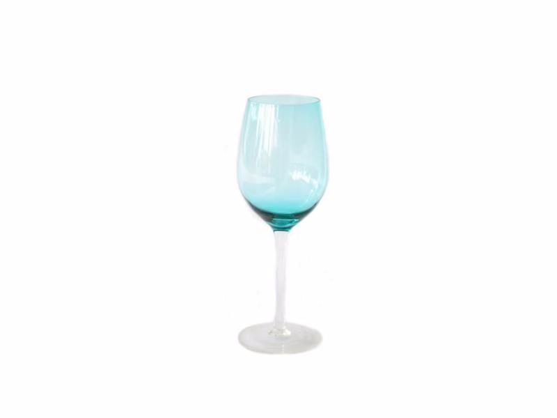 Taça De Vinho - Azul Vanity - 3418