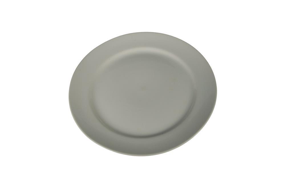Prato de sobremesa 1ª Linha Liso - 0325