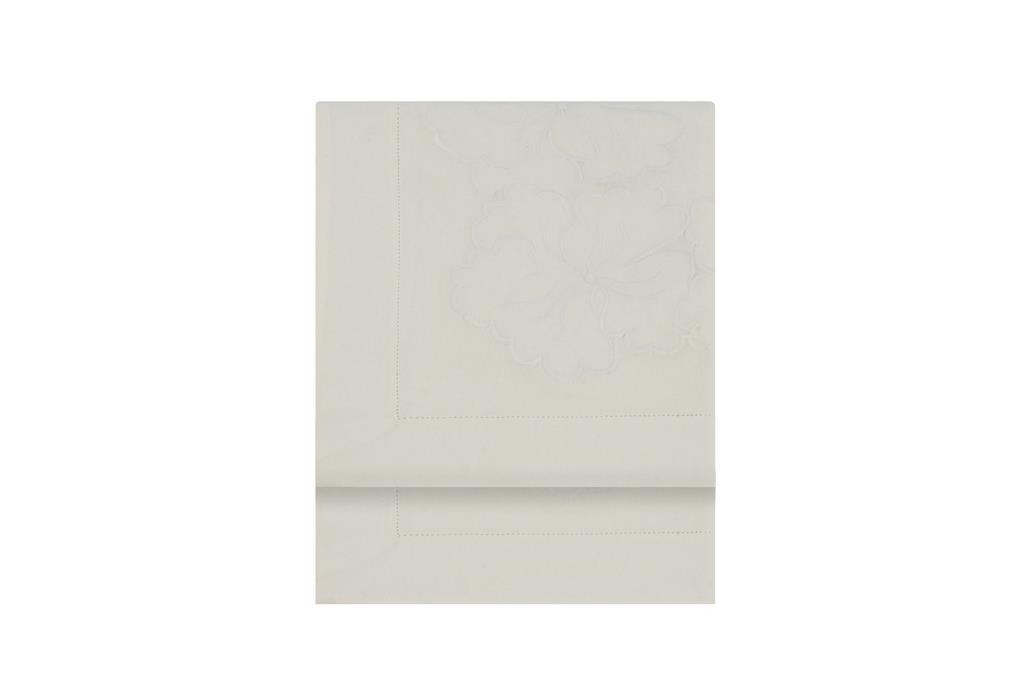 Toalha Rechilier Quadrada Branca (trigo) - 2849