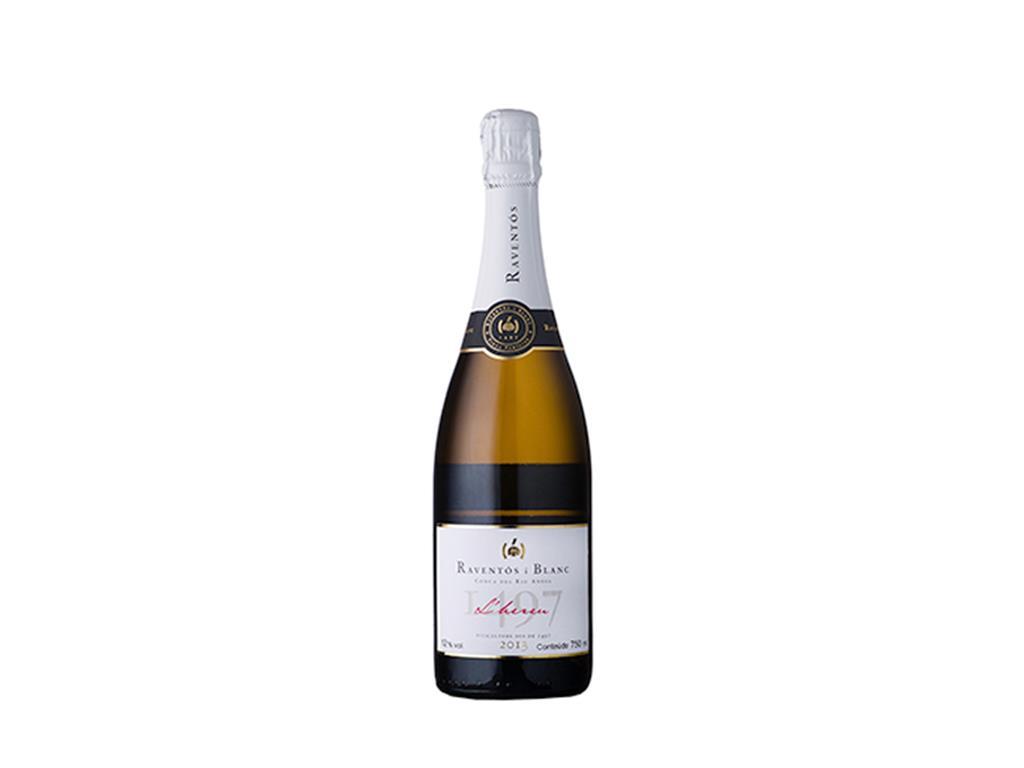 Vinho Branco Espumante L' Hereu Raventos I Blanc 750ml