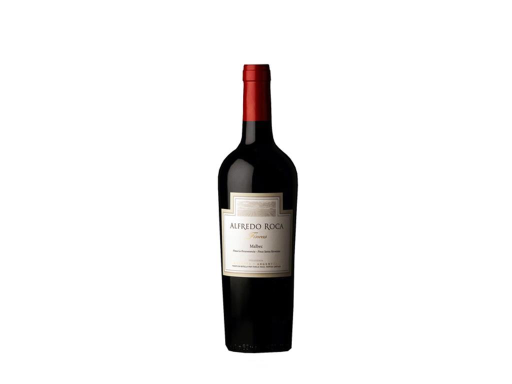 Vinho Tinto Seco Fino Malbec Alfredo Roca 750ml
