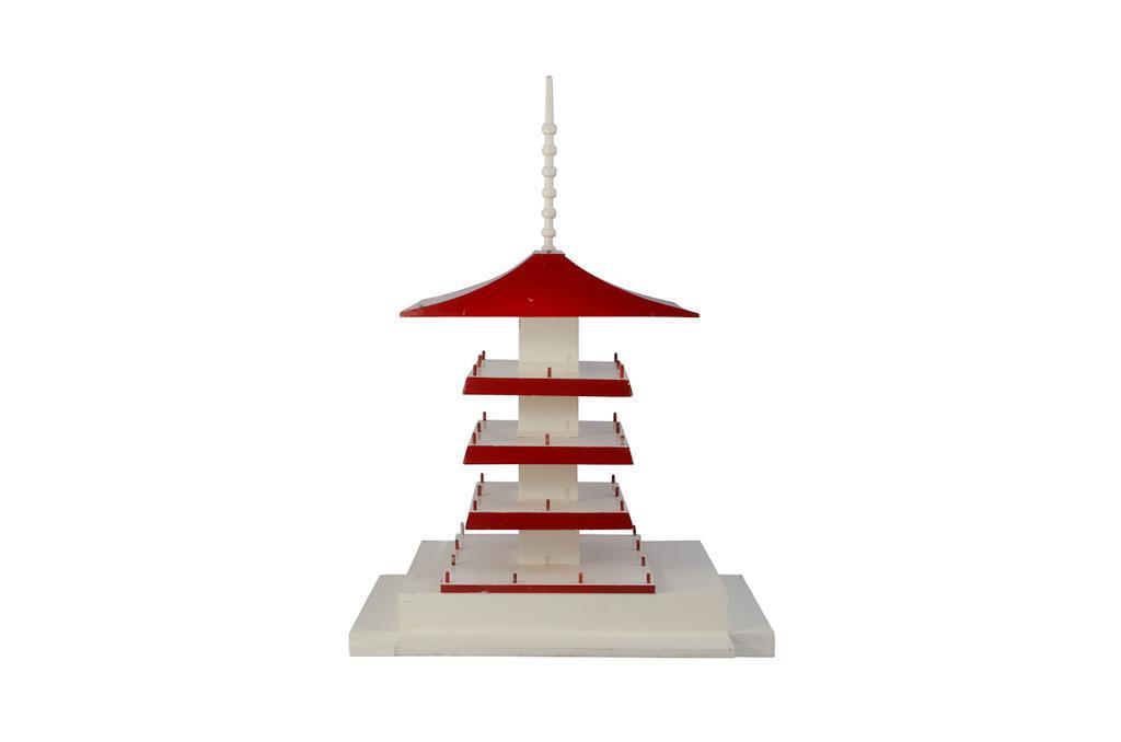 Torre Japonesa para Sushi - 0277