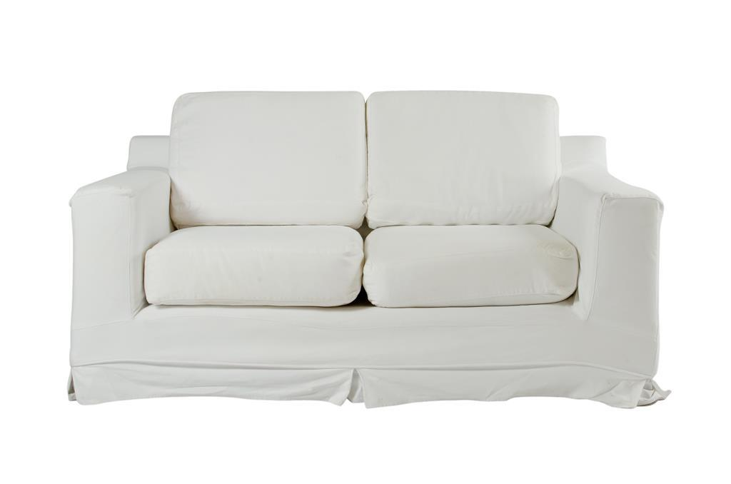 Sofá Branco - 0021