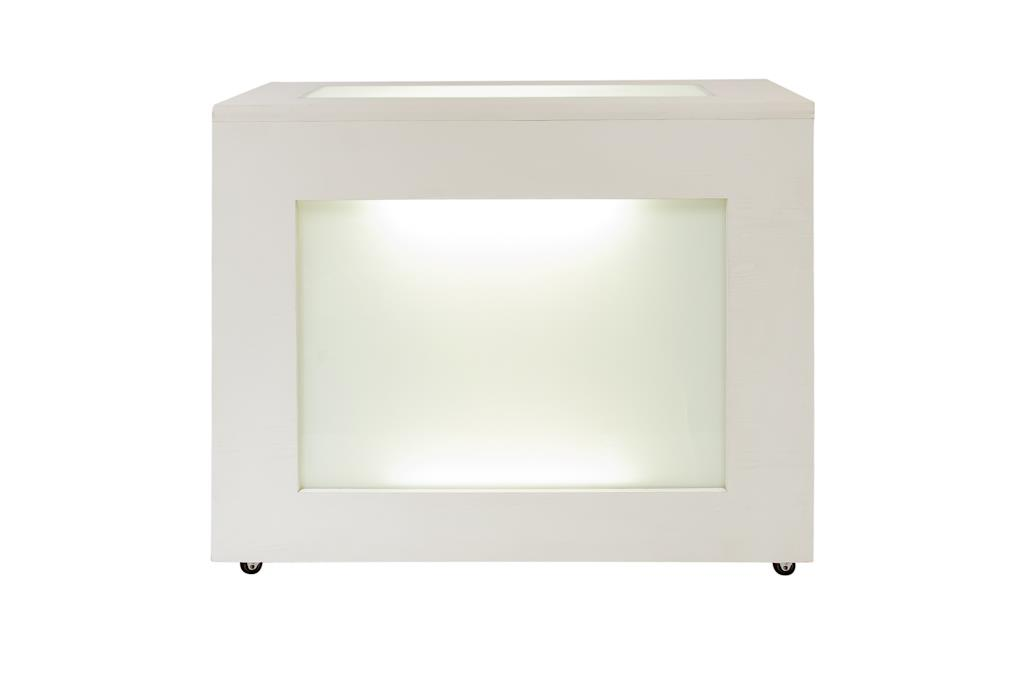 Bar de LED Branco