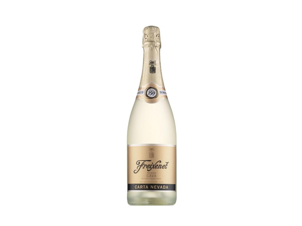 Vinho Freixenet Cordon Carta Nevada Semi Seco 750ml