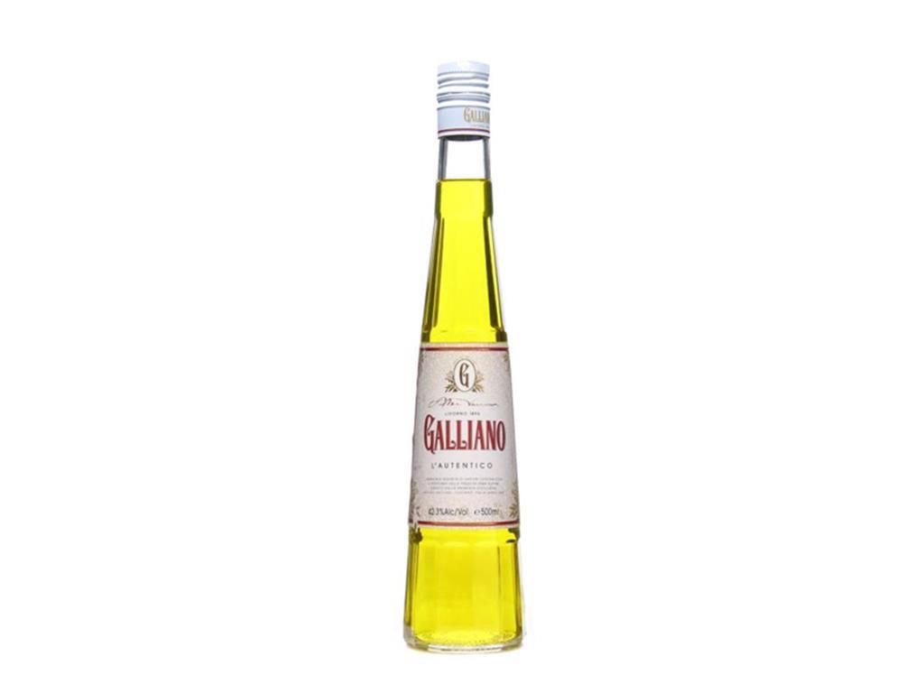Licor Galliano L' Autentico Liqueur 750ml