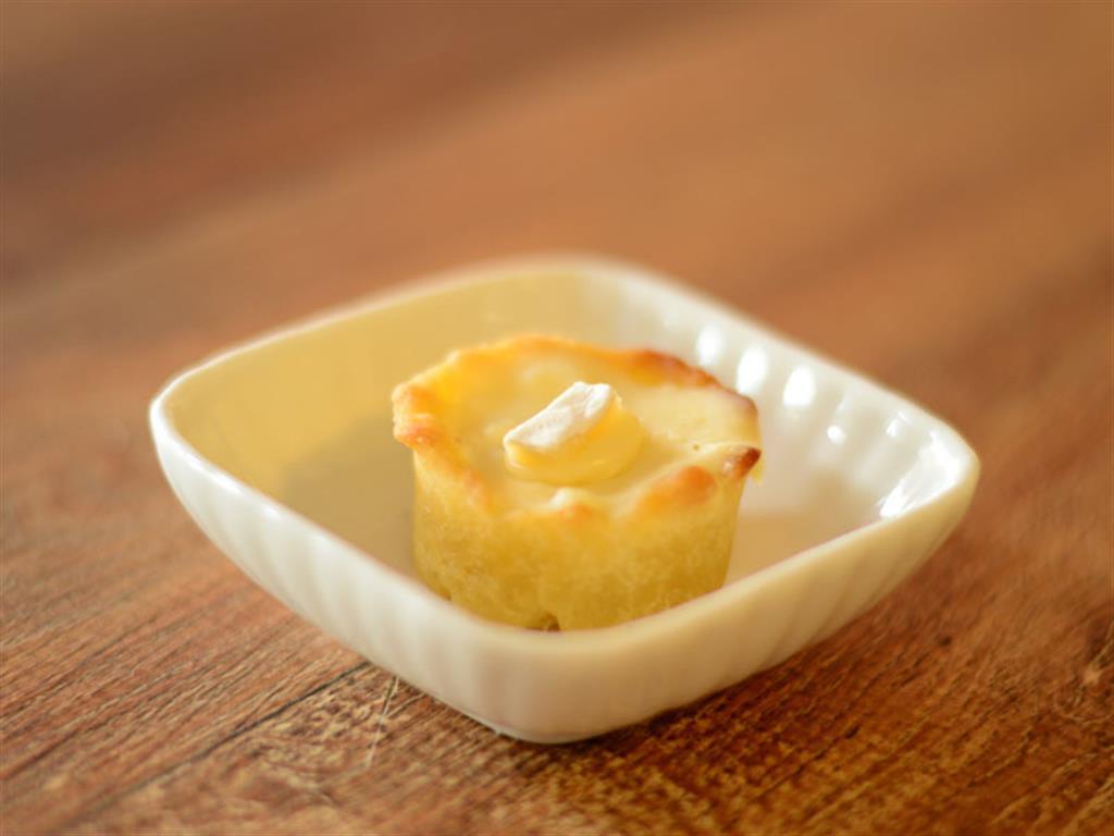 Quiche de queijo Brie - 5458