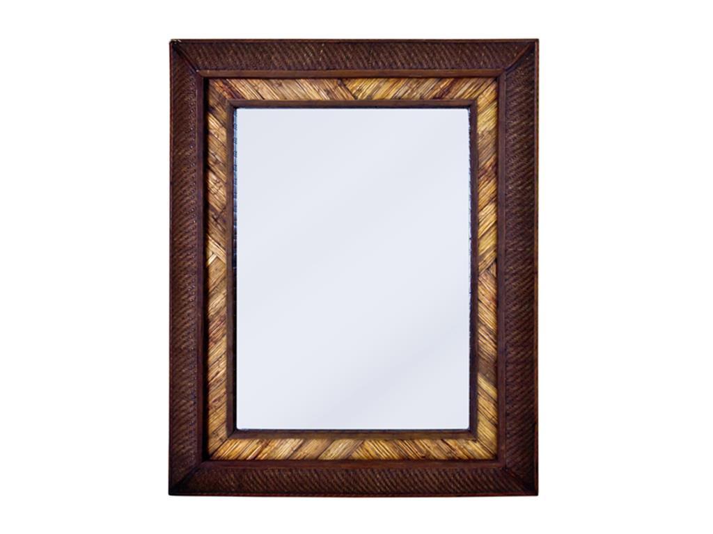 Espelho de madeira grande - 0211