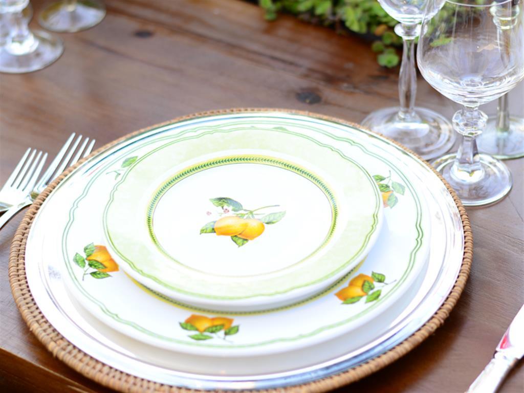 5478 - Prato de Sobremesa Limão Siciliano 2