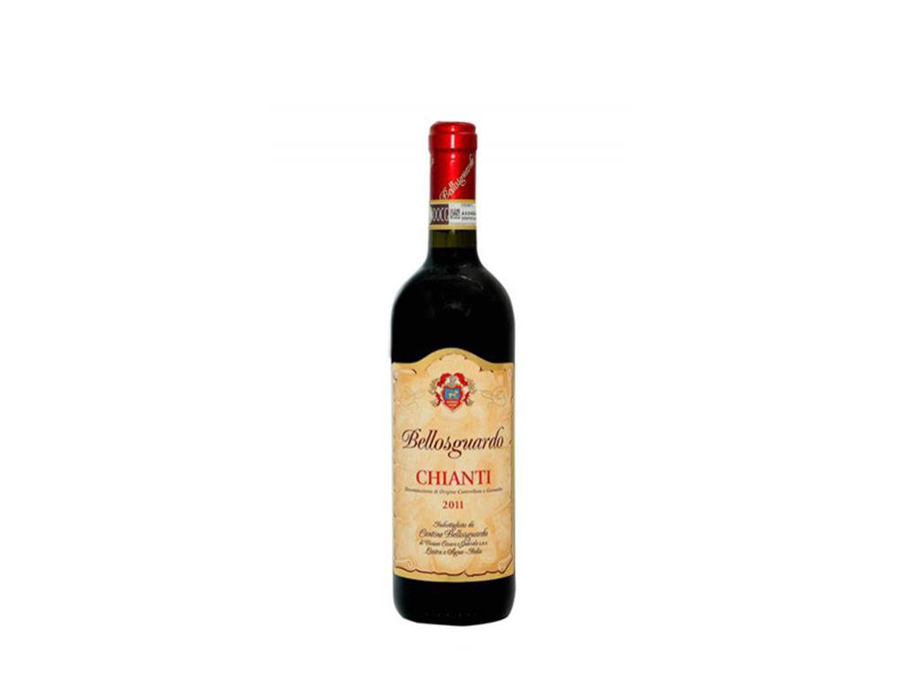 Vinho Tinto Meio Seco Fino Chianti Bellosguardo 750ml