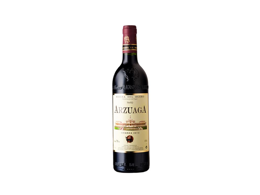 Vinho Tinto Seco Arzuaga Crianza 750ml