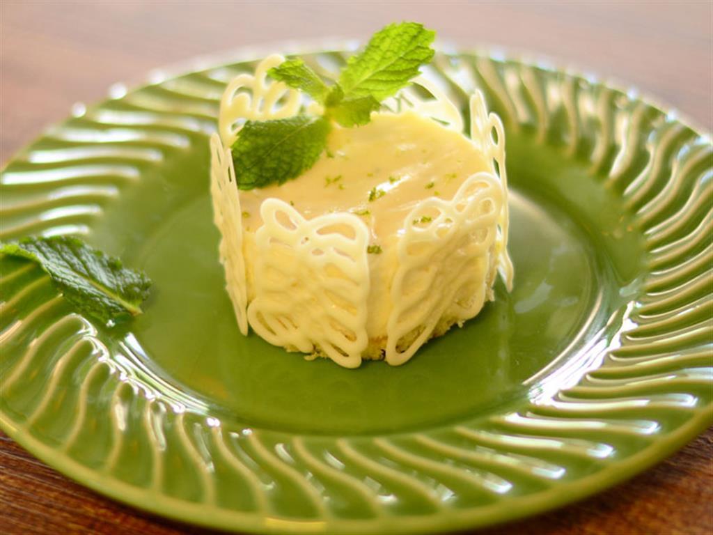 Torta mousse de Limão - 1817