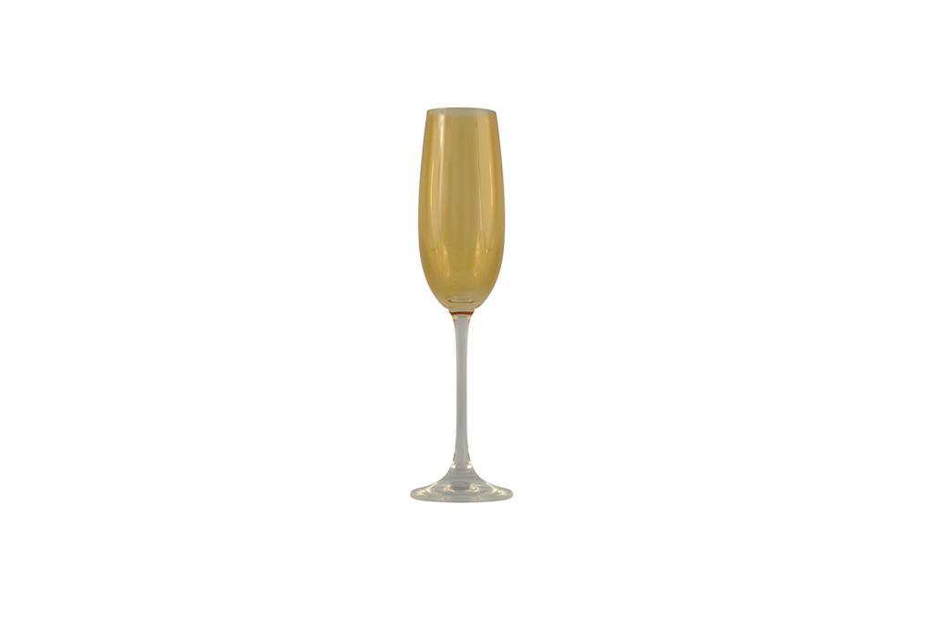 Taça de Champagne  Âmbar