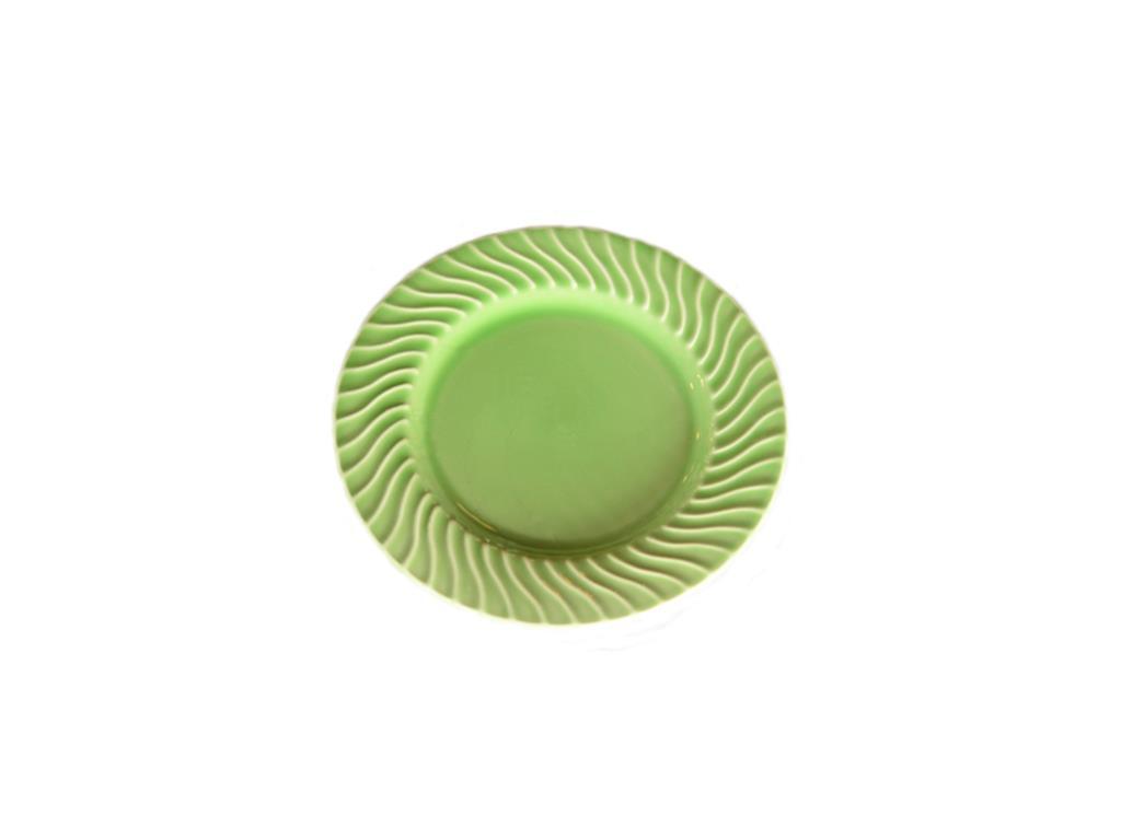 Prato De Sobremesa - Royale Verde Fendi - 3457