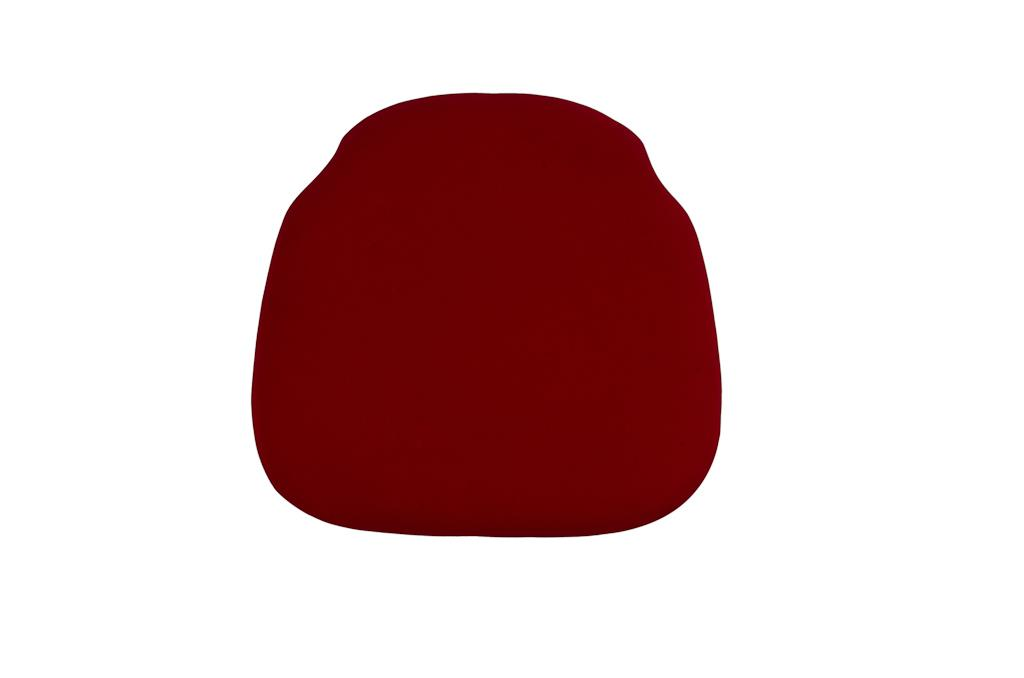 Assento Vermelho De Tecido - 0040