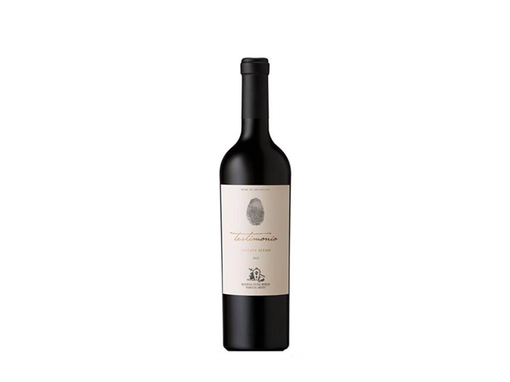 Vinho Tinto Seco Testimonio Reserve Blend 750 ml