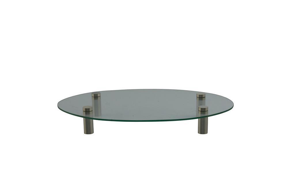 Vidro Oval para Frios - 2940