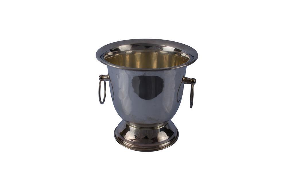 Balde de Prata Médio - 0367