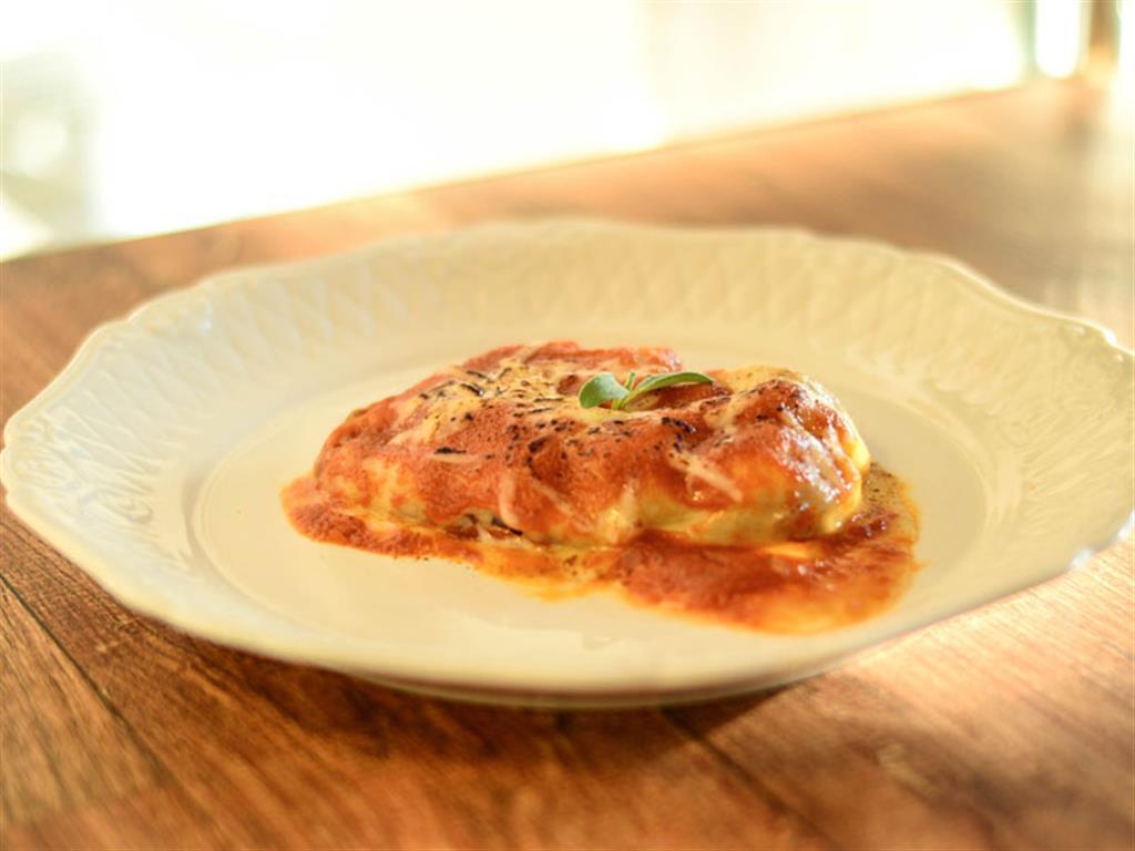 Filet Parmegiana - 2715