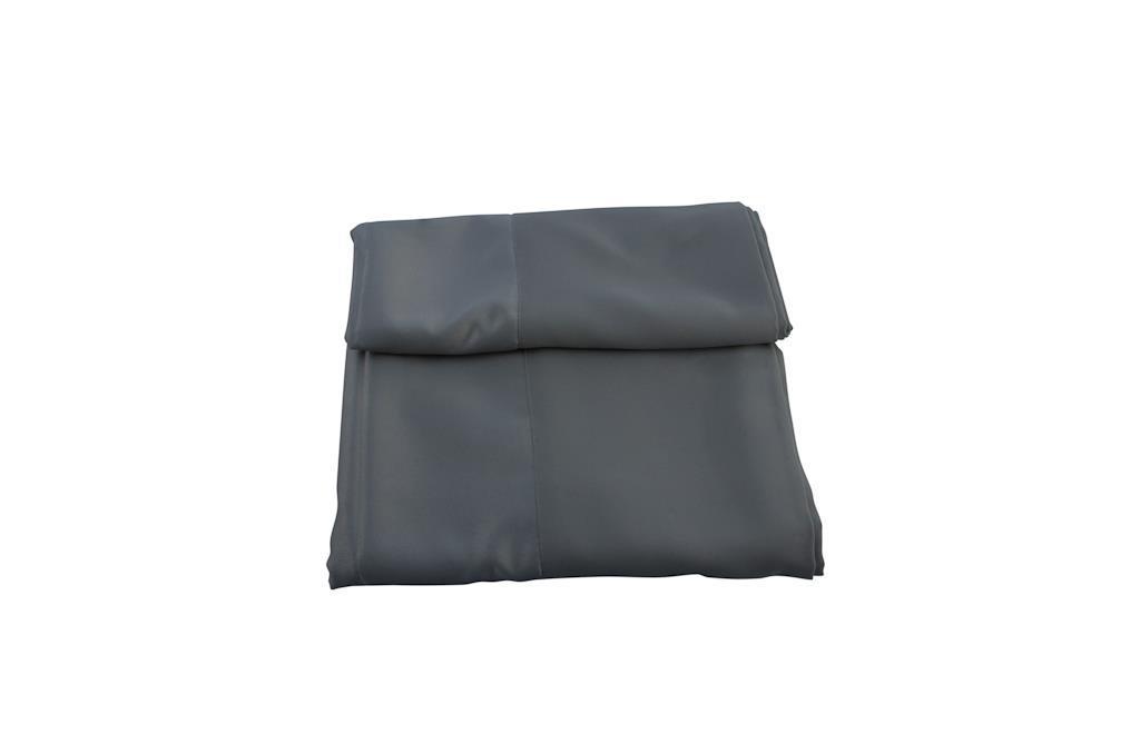 Toalha Quadrada Prata - 2853