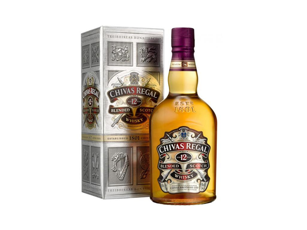Whisky Chivas Regal 1Lt
