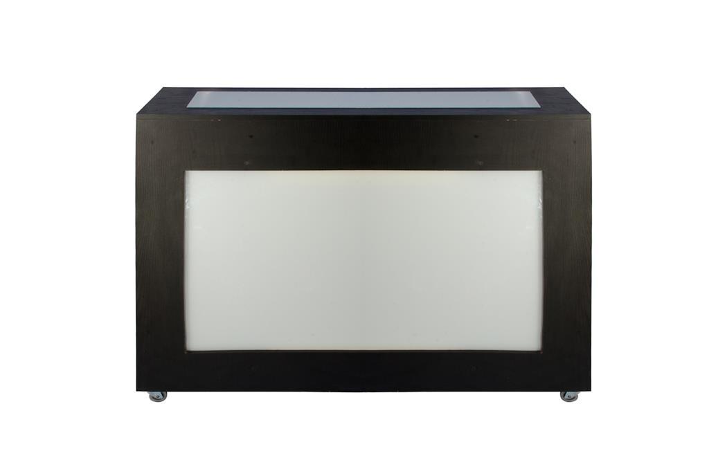 Bar de LED Preto - 2983