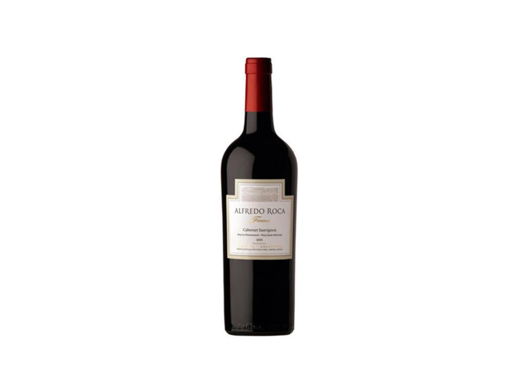 Vinho Tinto Seco Fino Cabernet Sauvignon Alfredo Roca 750ml