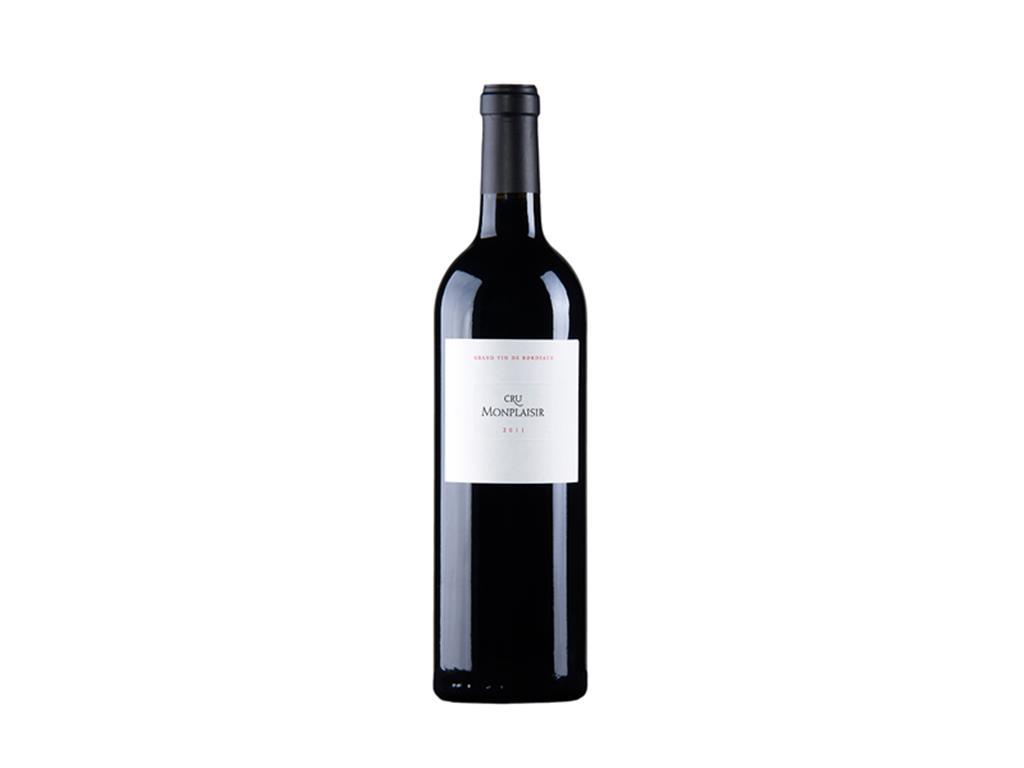 Vinho Tinto Seco Cru Monplaisir 750ml