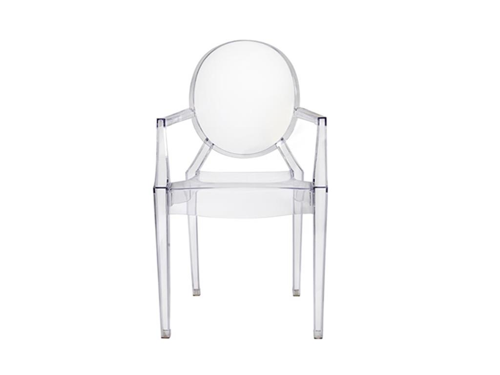 Cadeira Louis Ghost de Philippe Starck - 0049