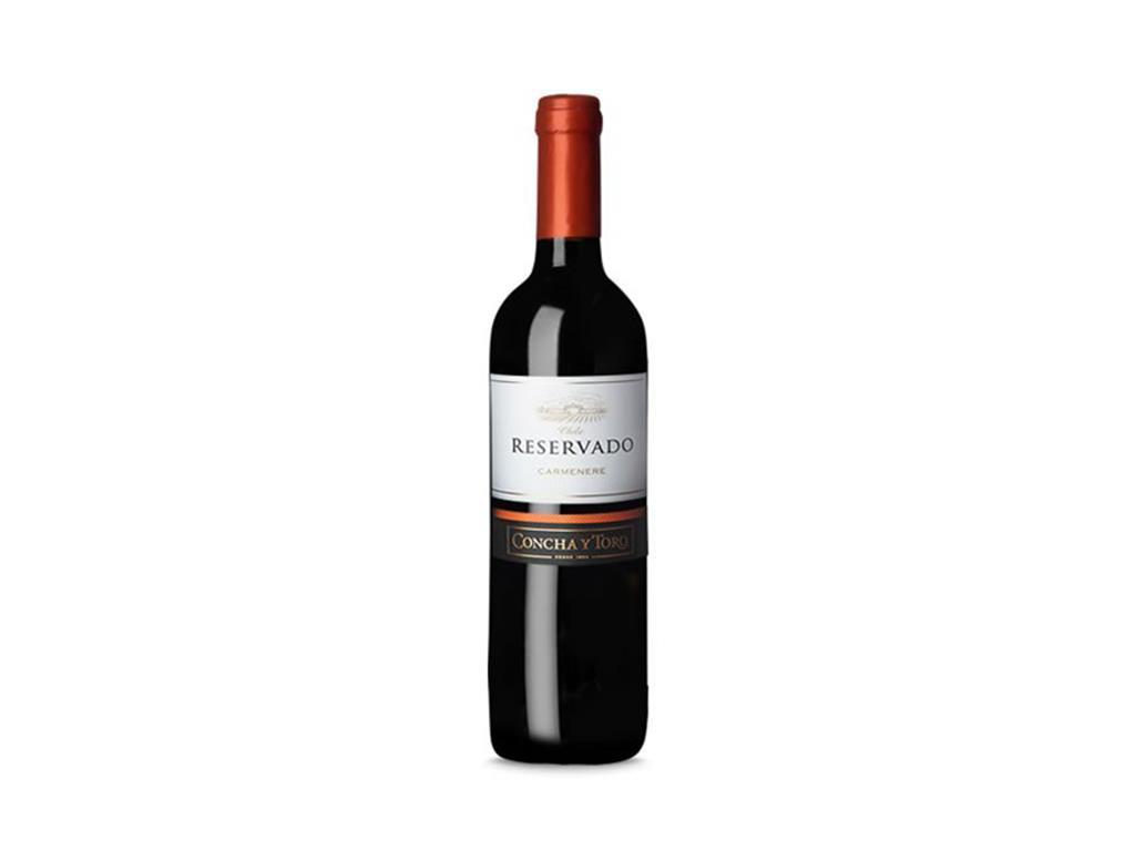 Vinho Concha Y Toro Reservado Carménère 750ml