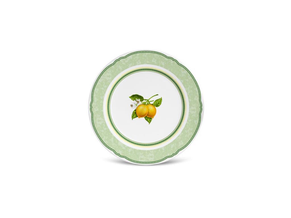 Prato de Sobremesa Limão Siciliano - 5478