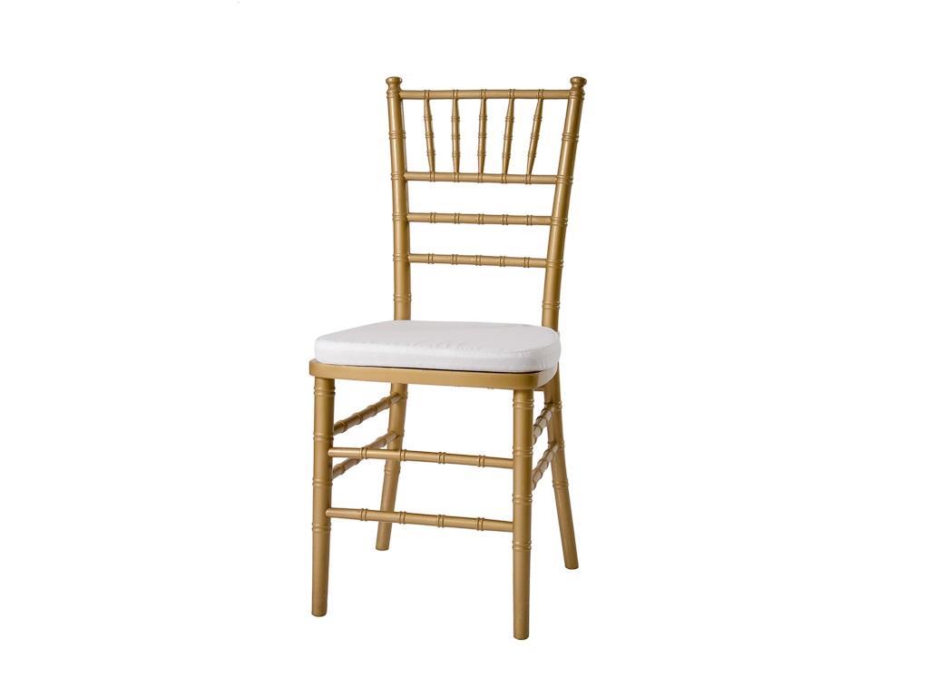 Cadeira Tiffany Dourada - 0051