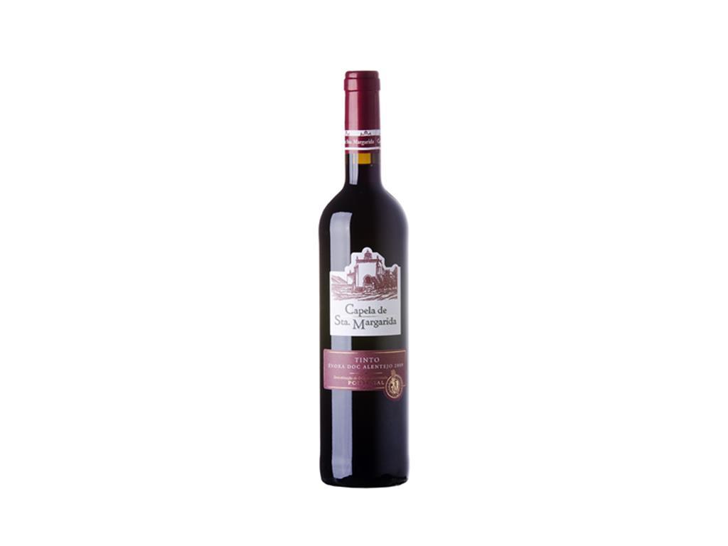 Vinho Tinto Seco Capela De Santa Margarida 750ml