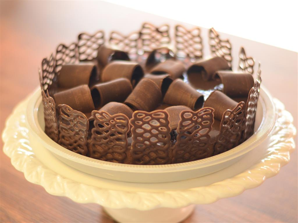 Torta Mousse De Chocolate - 2772