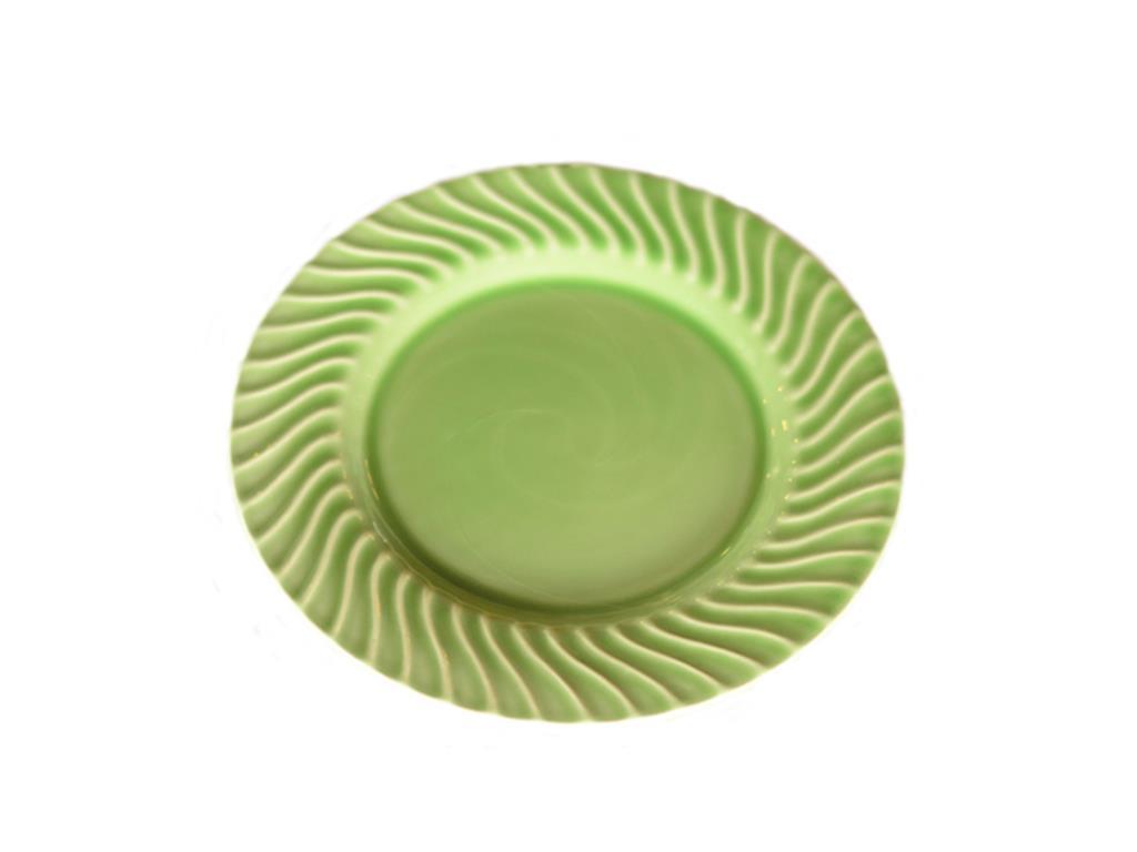 Sousplat - Royale Verde Fendi - 3458