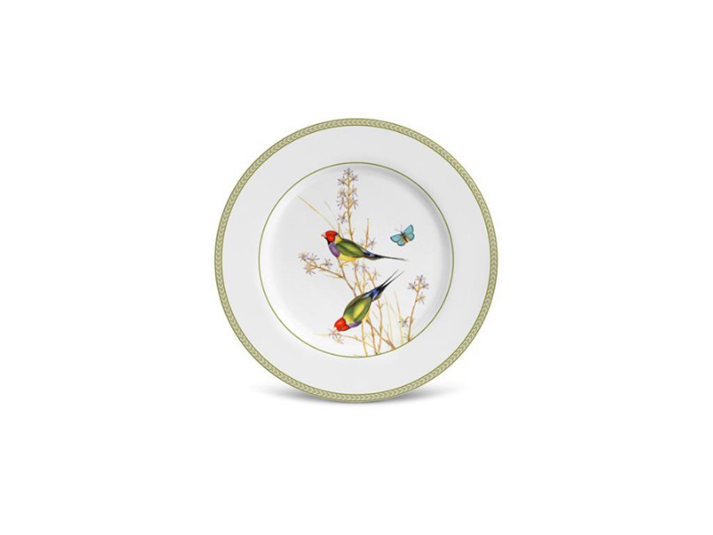 Prato De Sobremesa Pássaros - 5480