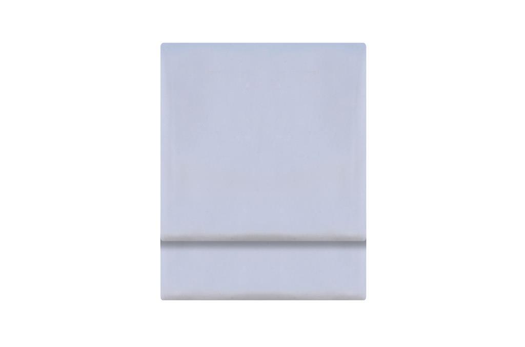 Toalha Redonda Branca - 0465