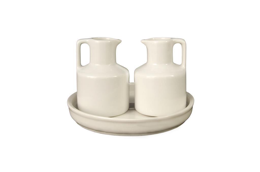 Galheteiro de Porcelana - 0287
