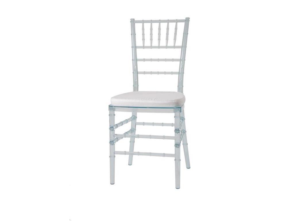 Cadeira Tiffany Cristal - 0043