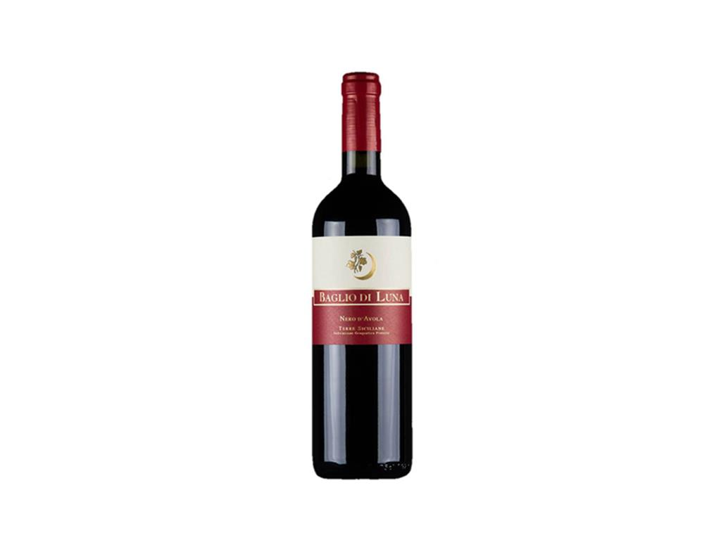 Vinho Tinto Seco Baglio Di Luna Nero d' Avola 750ml