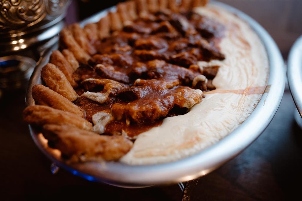 Filet A Parmegiana Com Purê De Batata