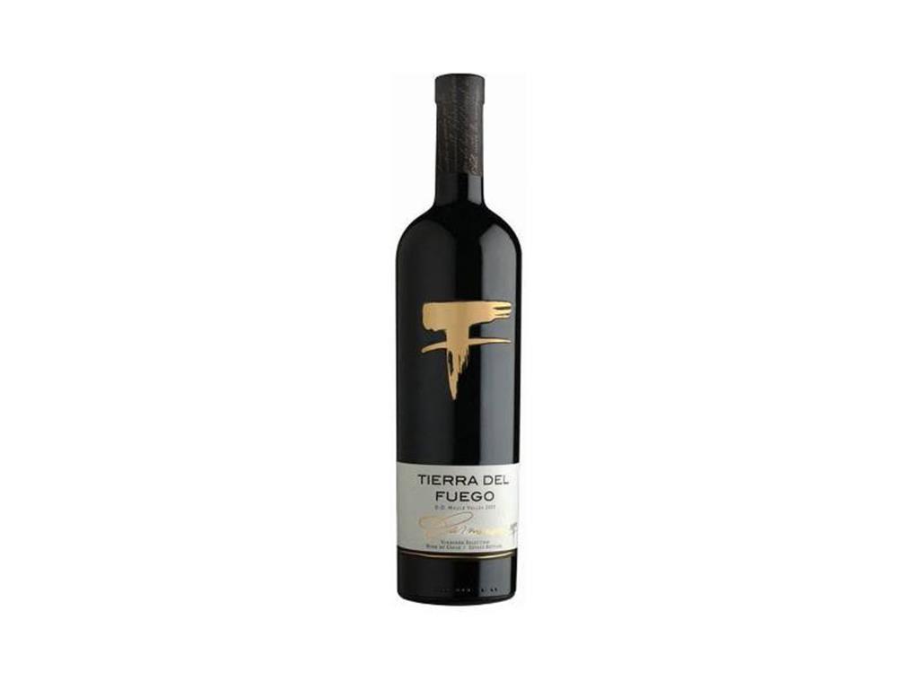 Vinho Tinto Tierra del Fuego 750 ml