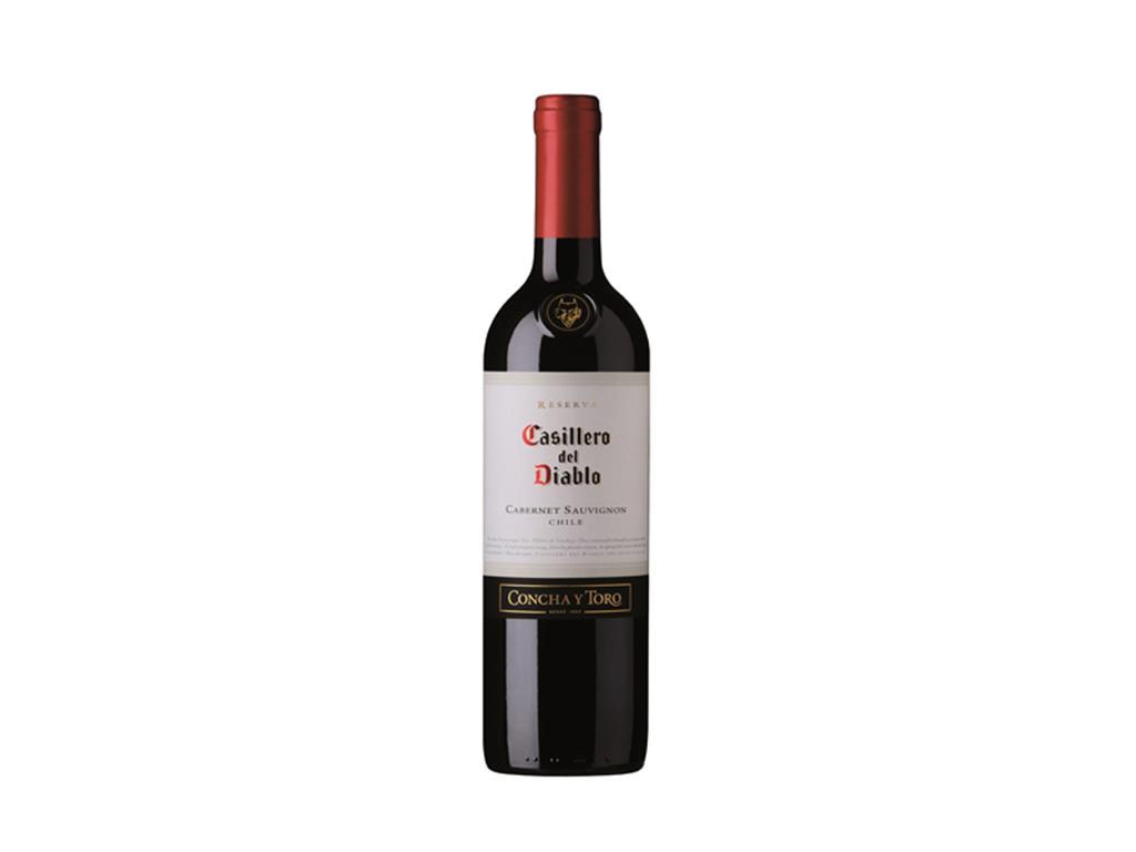 Vinho Tinto Casillero Del Diablo Carbenet Sauvignon 750ml