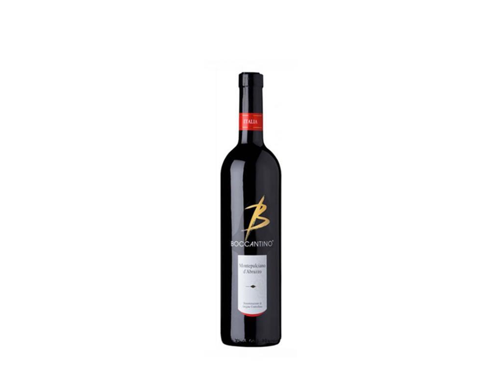 Vinho Tinto Seco Fino Montepulciano D Abruzzo Boccantino 750ml