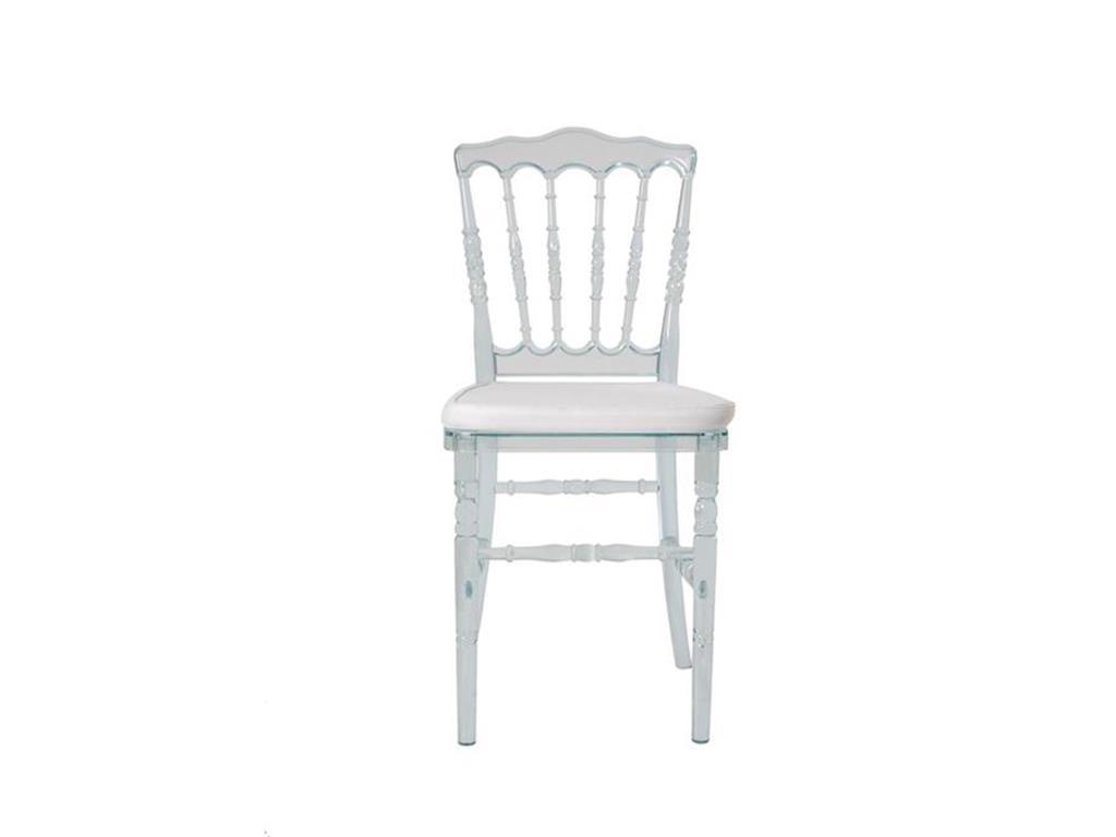 Cadeira Dior Cristal - 2603