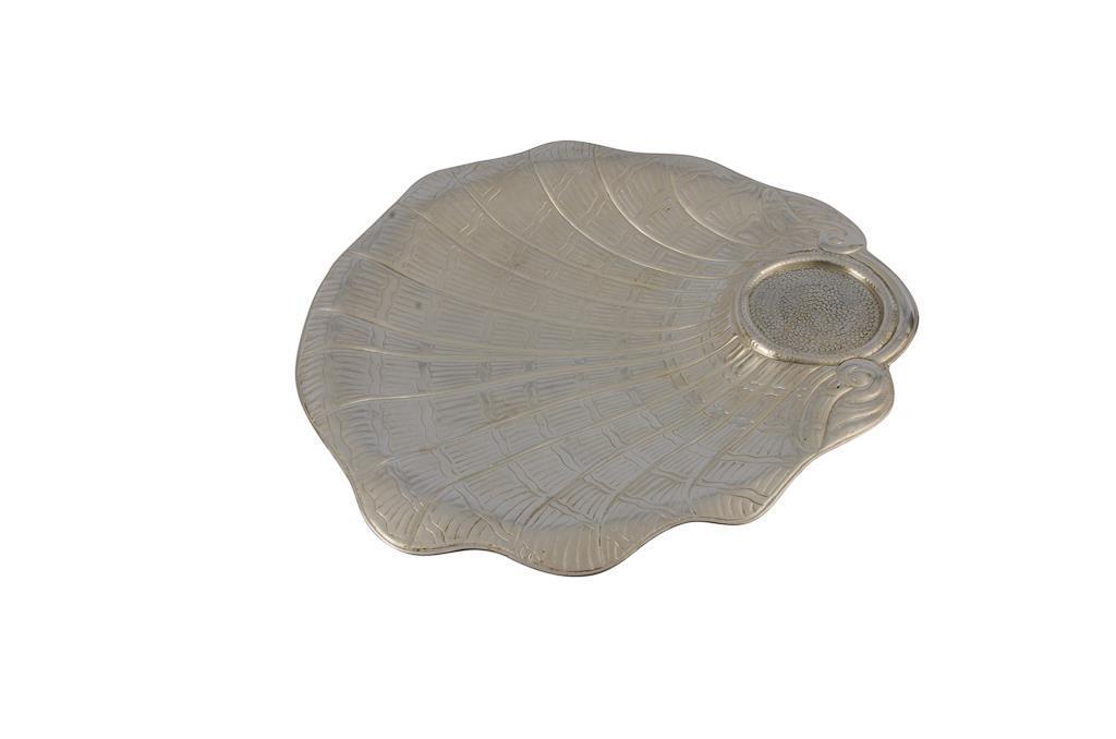 Concha Grande de Prata - 0391