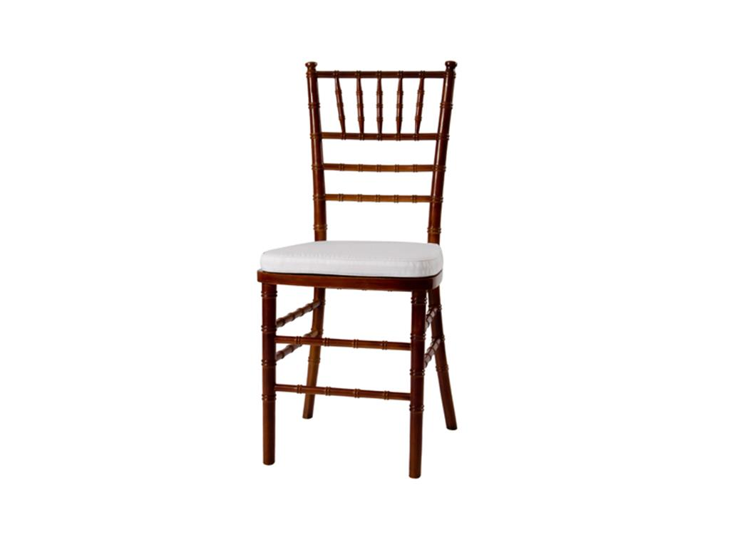 Cadeira Tiffany Natural - 0052