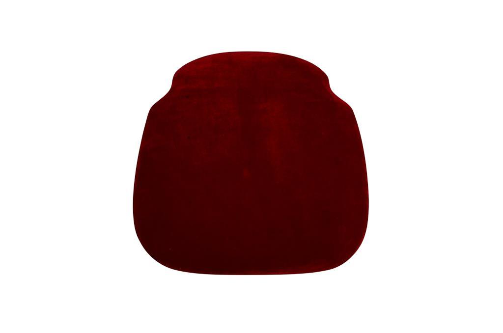 Assento Vermelho Veludo  Dior - 0041