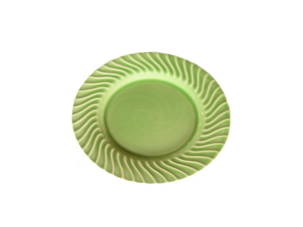 Prato De Mesa - Royale Verde Fendi - 3455