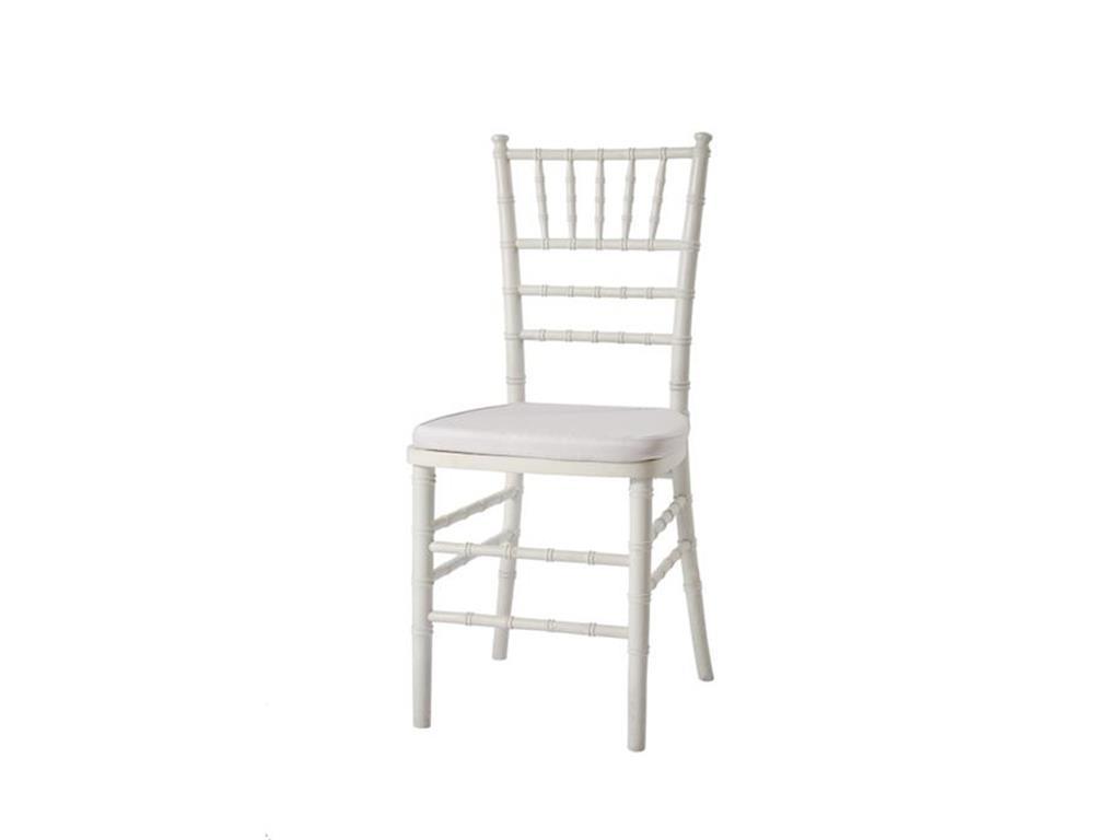 Cadeira Tiffany Branca - 0050